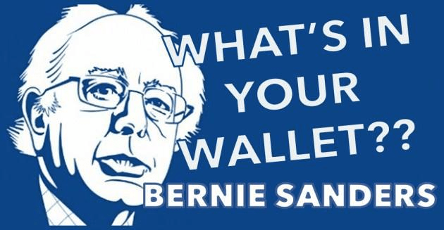 Bernie and the wallet