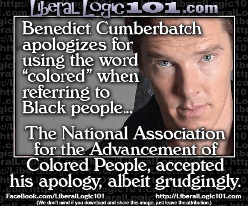 NAACP Cumberbatch