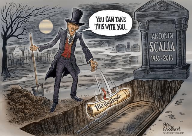 Obama on Scalia's death 3