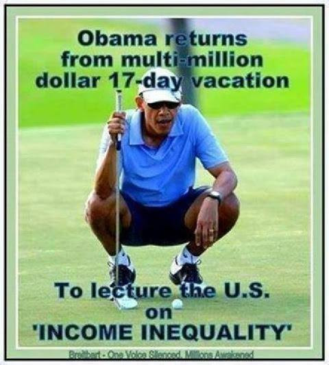 Obama on income inequality