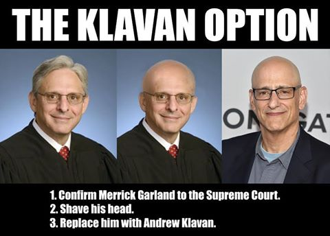The Klavan Supreme Court option