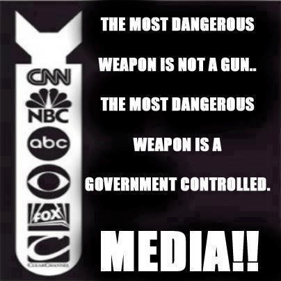 Media Big Government dangerous