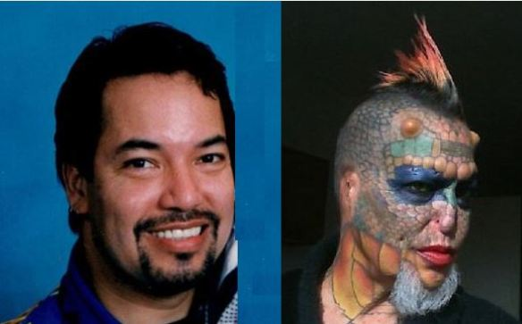 Richard Hernandez before and after