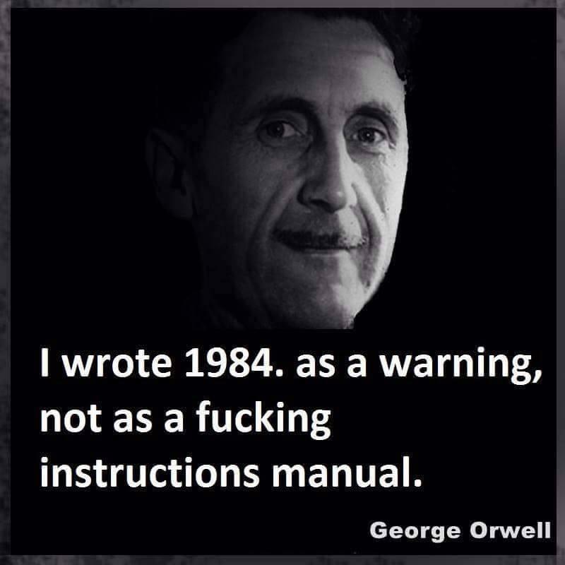 Socialism Orwell 1984