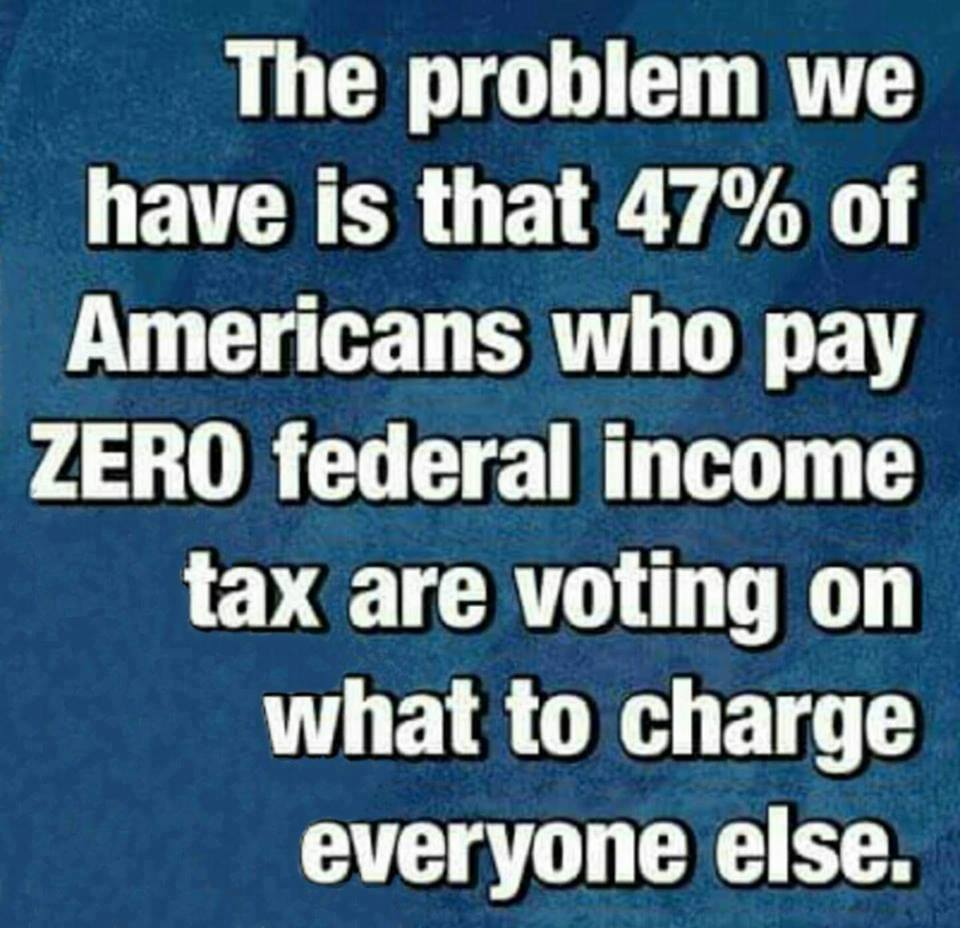 Tax Leftists Government
