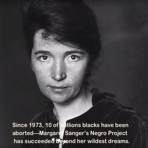 Abortion Margaret Sanger Negro Project