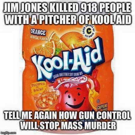 Gun Control Jim Jones