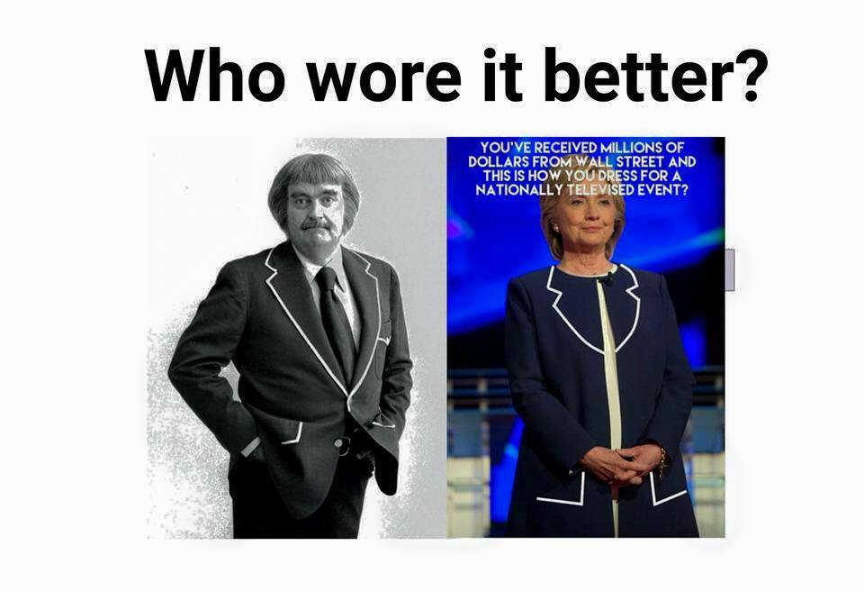 Hillary Captain Kangaroo