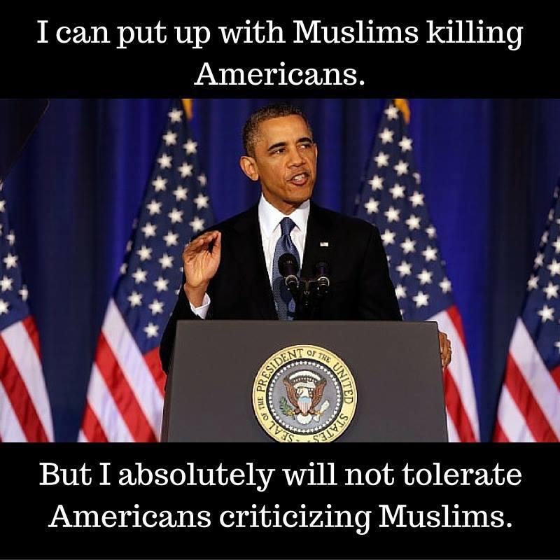 Obama Muslims Islam