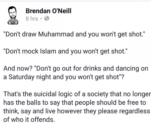 Stupid leftists caving to Islam
