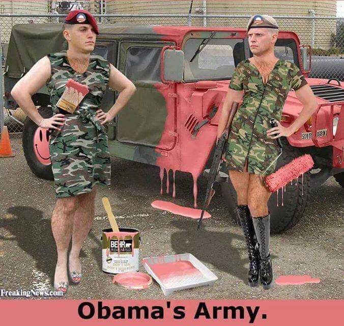 Transgenders Military