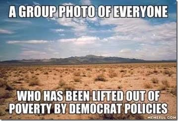 Stupid leftists photos of people lifted out of poverty