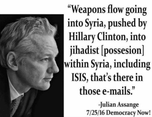 Hillary helped create ISIS mess