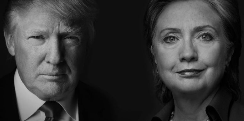 Donald and Hillary Frontline