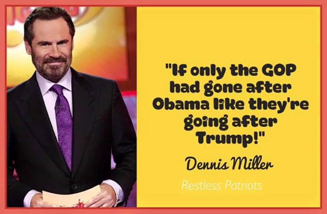 GOP attack Trump not Obama
