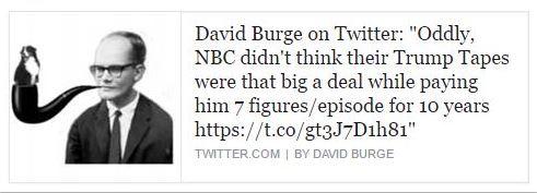 David Burge NBC