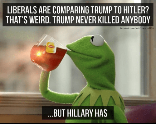 hillary-killed-people-trump-no-hitler