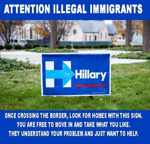 immigration-look-for-the-homes-with-the-hillary-sign