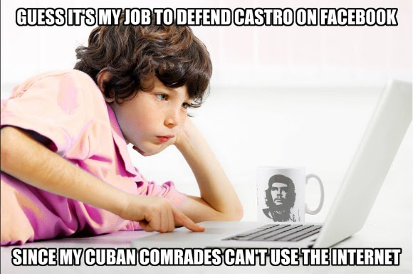 stupid-leftists-celebrate-castro