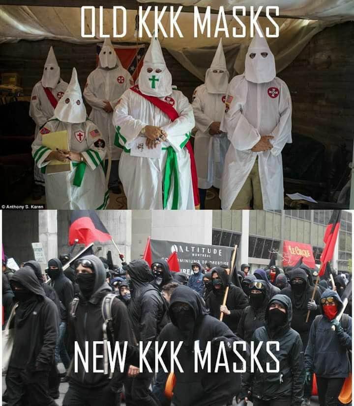 fascist-leftists-like-kkk