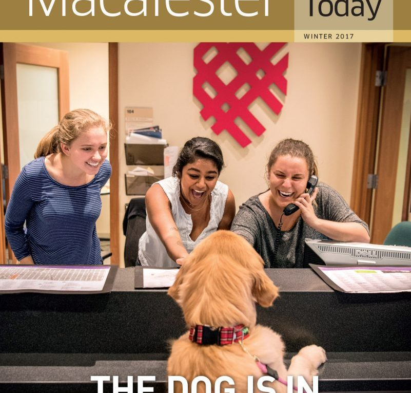 Macalester College Magazine