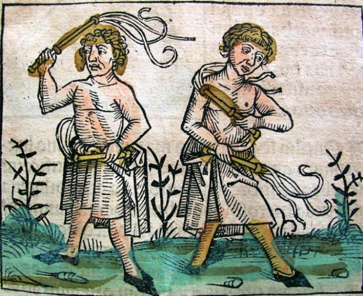 medieval-self-flagellation