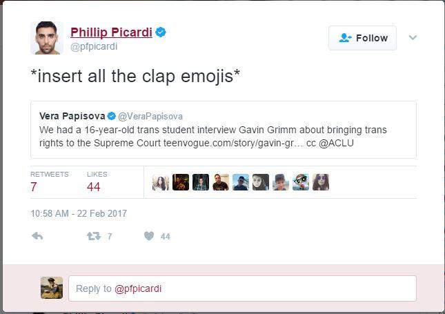 Phillip Picardi transgender
