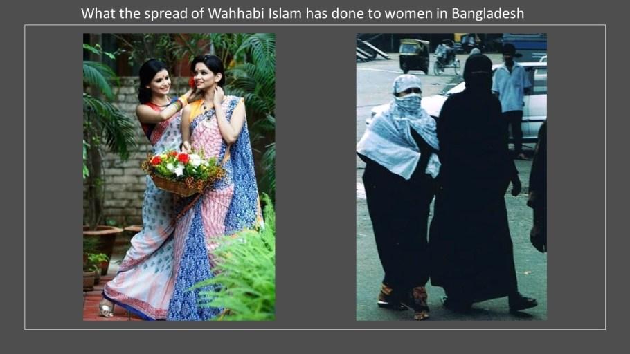 Bangladesh costume Wahhabi Islam