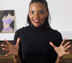 Red Pill Black Candace Owens