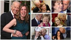 Creepy Biden Bad Touch Biden Joe Biden Pedophilia Sex Scandals