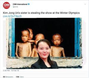 Open Thread Olympics Kim Jong Un's sister