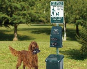 Dog waste Regulations Administrative State