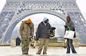 Islam Paris France Eiffel Tower