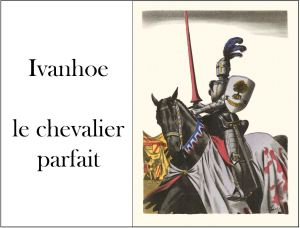 Ivanhoe war on men toxic masculinity chivalry