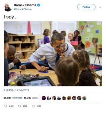 President Obama Spy