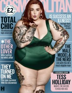 Fat Models Tess Holiday
