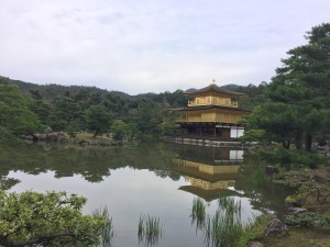 Japan Golden Temple Kyoto Kinkaku-ji