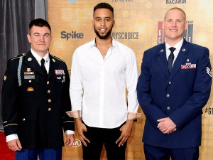 Alek Skarlatos, Spencer Stone, Anthony Sadler, 15:17 to Paris