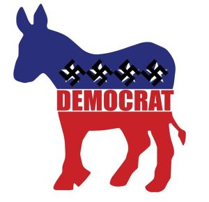 Anti-Semitism Democrat Party