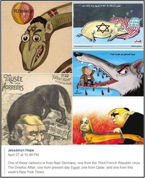 New York Times antisemitism