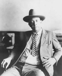 Frank Hamer early 1920s redemption