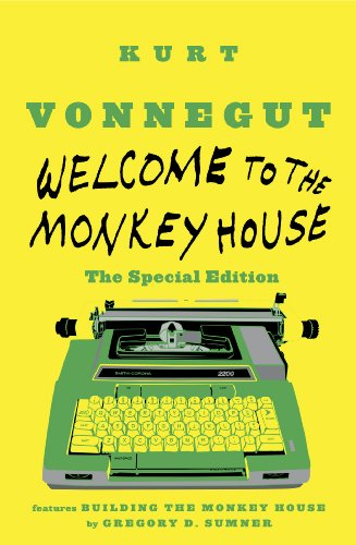 Kurt Vonnegut Welcome to the Monkey House