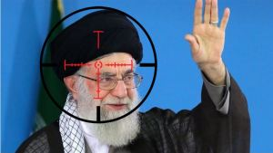 Iran Ayatollah Ali Khamenei in the Crosshairs
