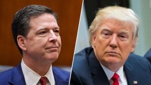 Comey Trump FBI Horowitz Report