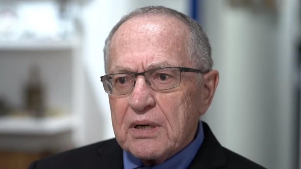 Democrats Alan Dershowitz