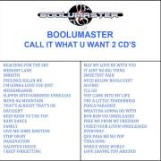 boolu call it what u want playlist