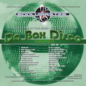 da box disco v3 cover