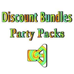 Discount Bundles Party Packs