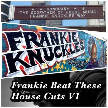 Frankie Beat These Cuts Cover
