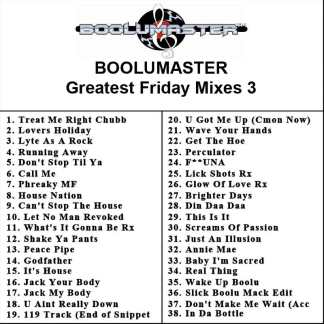 greatest friday v3 playlist